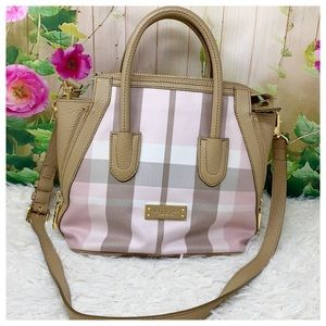 Authentic Burberry Shoulder and Crossbody Bag